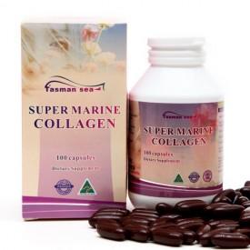 ciên uống bổ sung collagen super marine úc