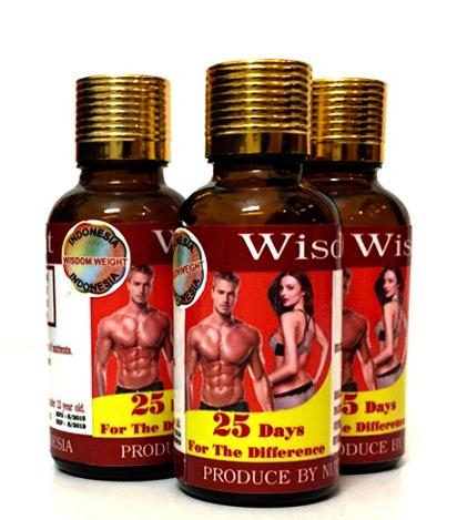 Wisdom weight 25 viên – bí quyết tăng cân cho người gầy
