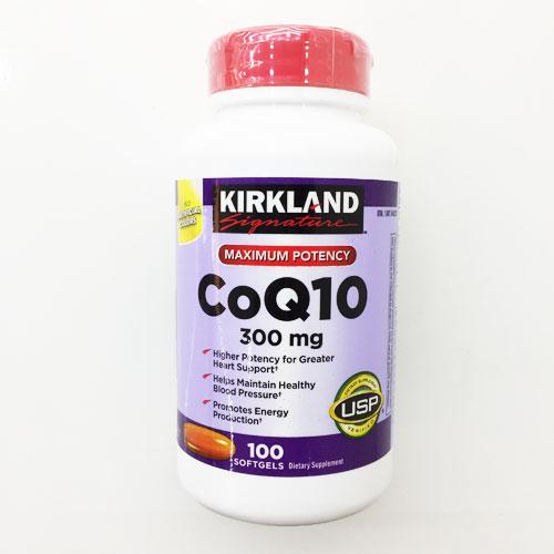 Tăng cường sức khỏe tim mạch - Viên uống CoQ10 của Mỹ