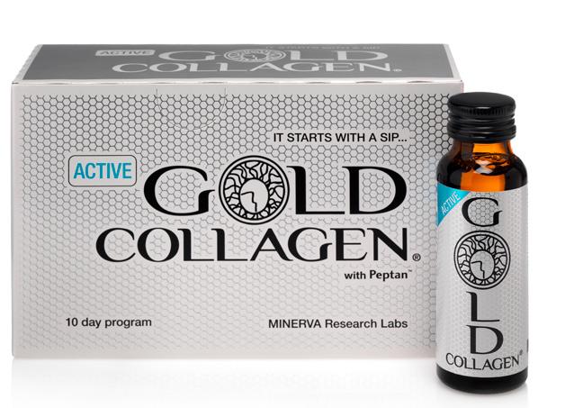 Active gold collagen - Sản phẩm dành cho cả nam và nữ
