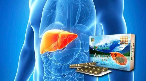 Nên sử dụng viên uống AyuLite giải độc và tăng cường chức năng gan