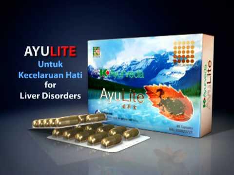 Viên uống giải độc và tăng cương chức năng gan AyuLite của Ấn Độ