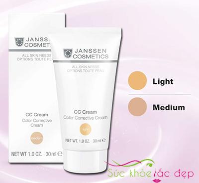 Janssen CC cream