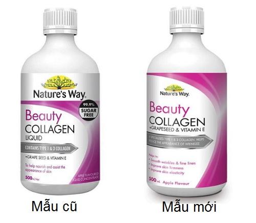 nature's way beauty collagen liquid