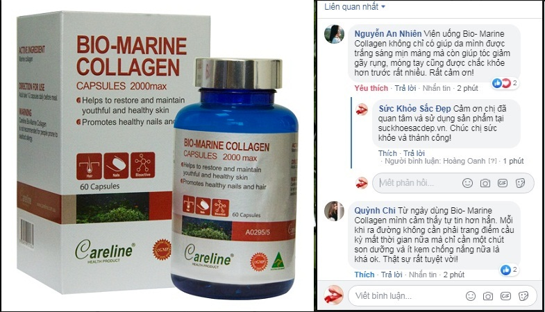 review collagen của uc