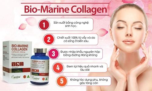 công dụng của collagen bio marine của úc