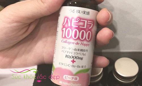 Cách sử dụng Collagen De Happy ra sao?