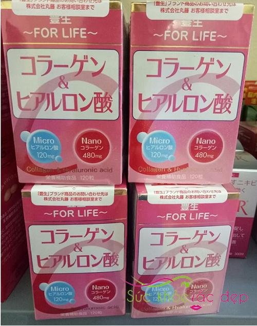 Cách uống Collagen Honen Nano như thế nào?