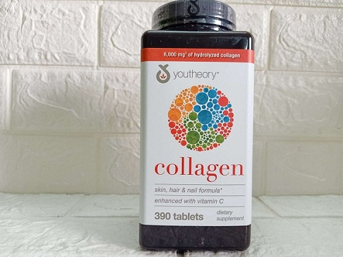 Collagen Advanced Formula 390