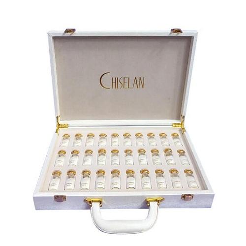 Bột uống Collagen Chiselan trắng da trị nám cao cấp Nhật Bản
