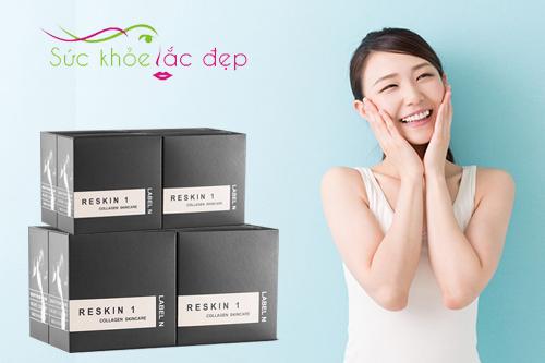 Collagen Label N - Reskin 1 review từ người dùng ra sao?