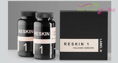 Viên uống Collagen Label N - Reskin 1 Review từ người dùng thực tế