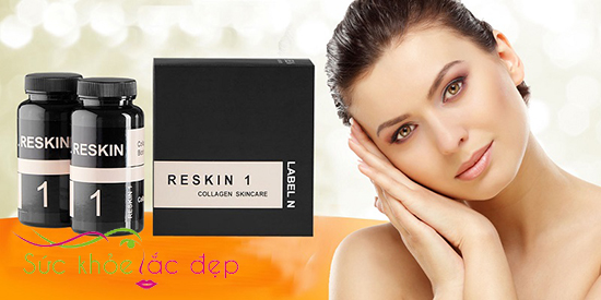 Collagen Label N - Reskin 1 cho làn da mịn màng như ý