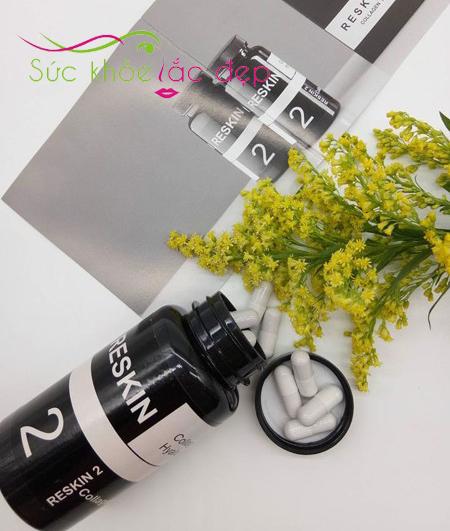 Collagen Label N – Reskin 2 làm mờ vết nhăn giúp da trắng sáng