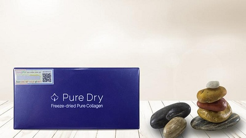 collagen pure dry freeze - dried