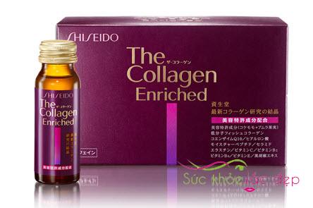 Cách sử dụng The Collagen Enriched Shiseido như thế nào?