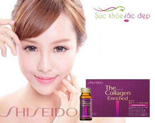 The Collagen Enriched dạng nước có tốt không?