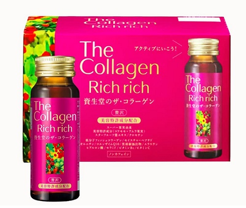 Review The Collagen Rich Rich có tốt không
