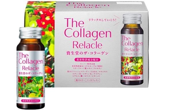 The Collagen Relacle Shiseido Dạng Nước Của Nhật Bản