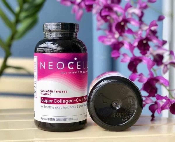 Neocell Super Collagen +C 360 viên mẫu mới