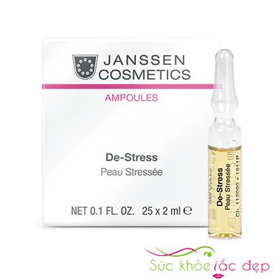 Janssen De-Stress Ampoules