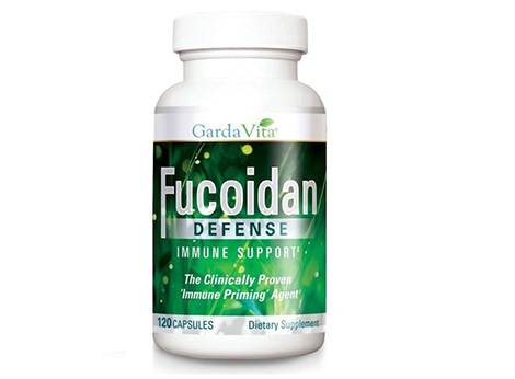 Fucoidan defense