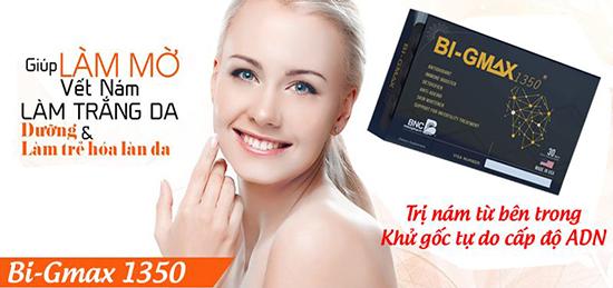 Bi-gmax 1350 USA giúp làm đẹp da
