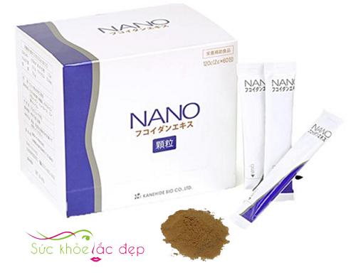 Đối tượng sử dụng NANO Fucoidan Extract Granule
