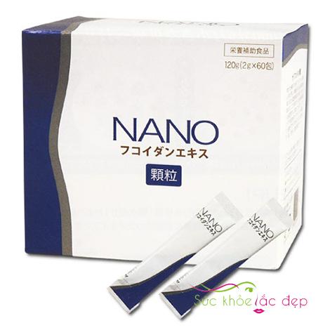 Công dụng NANO Fucoidan có tốt không?