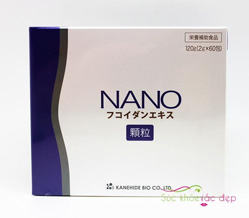 Nano Fucoidan Nhật Bản