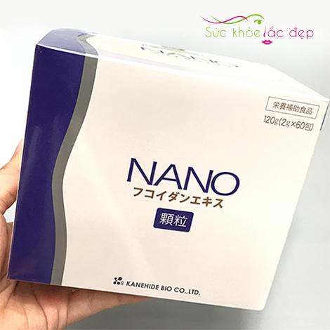 NANO Fucoidan review tốt từ người dùng