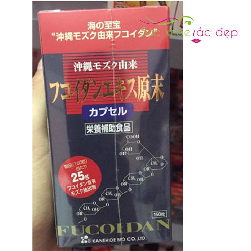 Tảo đỏ Okinawa Fucoidan được người dùng đánh giá cao