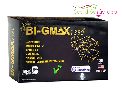 Viên uống Bi-Gmax 1350