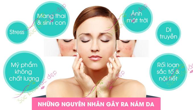 Kem trị nám transino essence 50g giúp duy trì một làn da trẻ trung cho phụ nữ Nhật