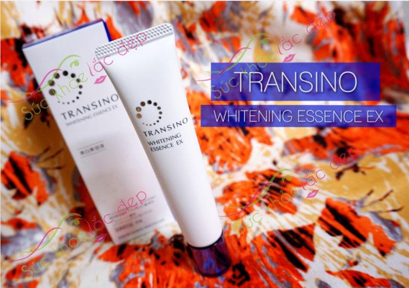 kem trị nám da transino whitening Essence Ex 30g với công thức làm đẹp đặt biệt