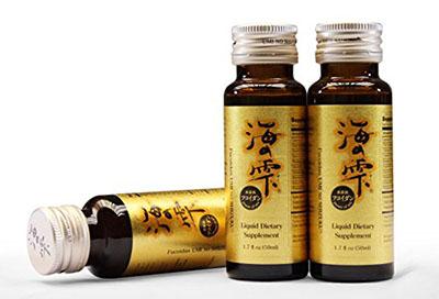 Umi No Shizuku Fucoidan loại chất lỏng cao cấp Nhật Bản