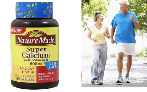Ưu điểm của Nature Made super calcicum with vitamin D