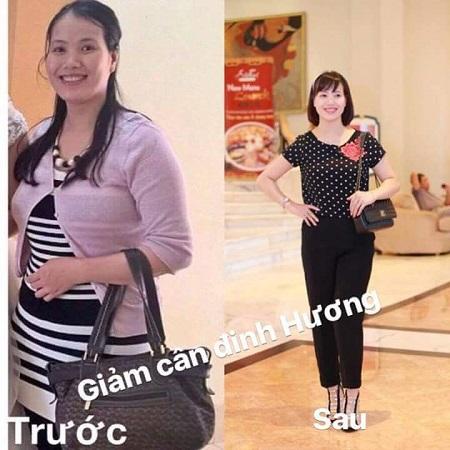 Trà giảm mỡ đẹp da Đinh Hương - cách để có vóc dáng đẹp