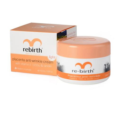 Kem nhau thai cừu vitamin E Rebirth