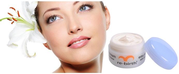 kem dưỡng da tinh dầu đà điều giúp trẻ hóa làn da