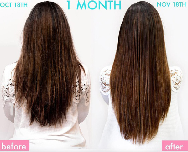 Kẹo gấu mọc tóc sugarbearhair giúp tóc mạnh khỏe trong hơn 1 tháng