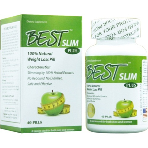 Best Slim Plus - viên uống giảm cân cho hiệu quả tối ưu nhất