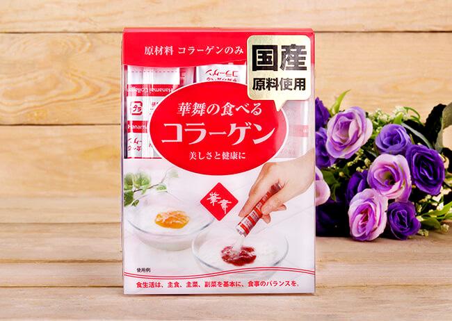 Bôt collagen hanamai làm đẹp da chính hãng có bán tại suckhoesacdep.vn