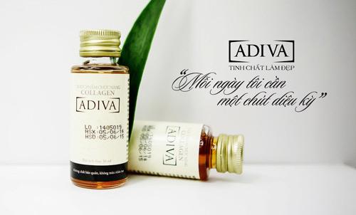 collagen dạng nước adiva