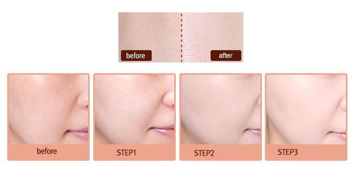 chị em thường sử dụng 3 hộp Collagen shisheido Pure white để sở hữu làn da trắng hồng không tỳ vết