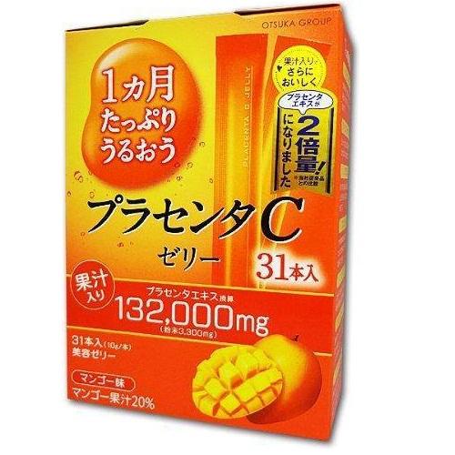 collagen thạch Otsuka đượm vị xoài