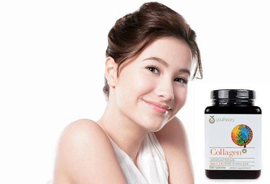 Viên uống collagen của Mỹ làm đẹp da có tốt không?Mua ở đâu?