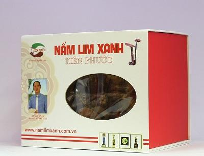Nấm linh chi xanh Tiên Phước hồng chi 0,5kg chất lượng cao