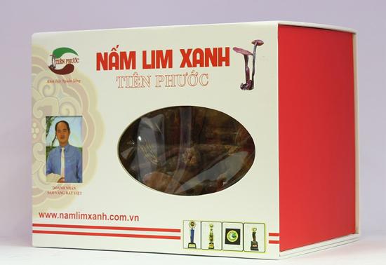 Tác dụng nấm linh chi xanh Tiên Phước hồng chi 0,5kg