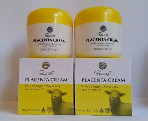 Blue Pure Placenta Cream 100g